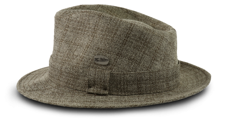 THE HATTER PRODUTO CT CHAPEU INGLES BEGE 001