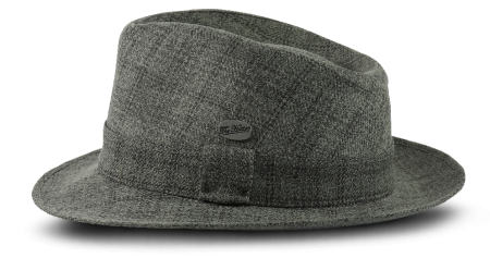 THE HATTER PRODUTO CT CHAPEU INGLES CINZA 001